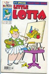 Little Lotta #80 1968-Ice Cream cover- Harvey comics FN-