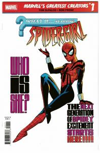 True Believers What If Spider-Girl #1 Reprints Issue #105 (Marvel, 2019) NM