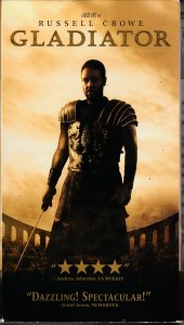 Gladiator VHS  Arena Fight !!!!!!!!!!