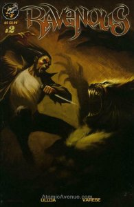 Ravenous (Creature, 2nd Series) #2 FN; Creature   save on shipping - details ins