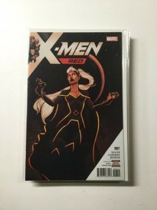 X-Men: Red #7 (2018) HPA