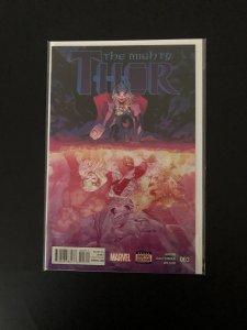 Thor: Diosa del Trueno #60 (2016)