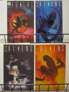ALIENS (1989 DH) vol.2 1-4  The complete series!