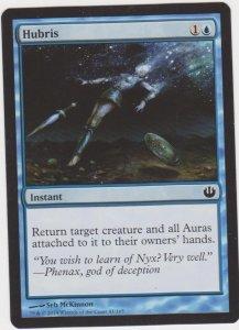 Magic the Gathering: Journey into Nyx - Hubris