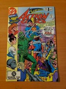 Action Comics #536 Direct Market Edition ~ NEAR MINT NM ~ 1982 DC Comics