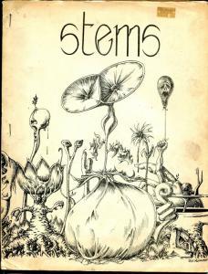 Stems- Summer 1967-Mutant Press-sci-fi-fantasy-Chuck Jones-Comic art-VG