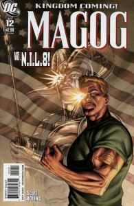Magog #12 VF; DC | save on shipping - details inside