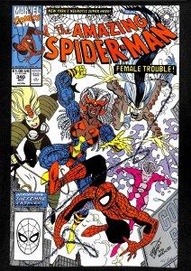 Amazing Spider-Man #340