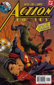 Action Comics #823 VF/NM; DC | save on shipping - details inside