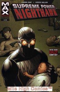SUPREME POWER: NIGHTHAWK (2005 Series) #2 Fair Comics Book