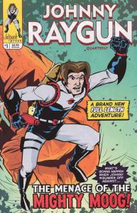 Johnny Raygun: Quarterly #1 VF/NM; Jetpack | save on shipping - details inside