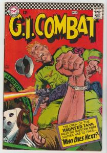 G.I. Combat #122 (Mar-67) VF/NM High-Grade The Haunted Tank