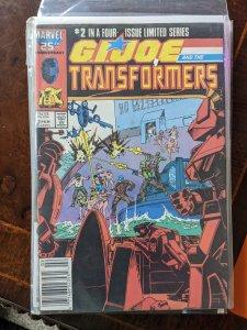 G.I. Joe and the Transformers #2 (1987)
