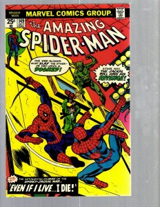 Amazing Spider-Man # 149 NM- Marvel Comic Book MJ Vulture Goblin Scorpion TJ1