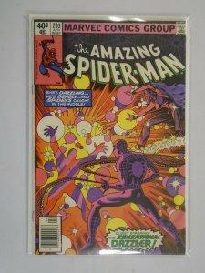 Amazing Spider-Man #203 Newsstand edition 3.0 GD VG (1980 1st Series)