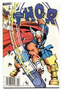 THOR #337 1st BETA RAY BILL-comic book VF+  Newsstand