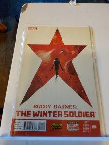 Bucky Barnes: The Winter Soldier #4 (2015)