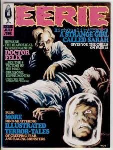 EERIE #16, VF+, Warren, Craig, Toth, Vampire, Evil,1968, more Mags in store