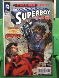 Superboy #8 The New 52