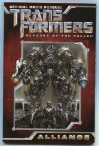 Transformers: Revenge Of The Fallen: Alliance Trade Paperback 2009