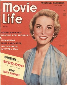 MOVIE LIFE - MAY 1954-JANET LEIGH-DEBBIE REYNOLDS-MARILYN MONROE-JANE RUSSELL-MO