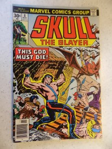 SKULL THE SLAYER # 8