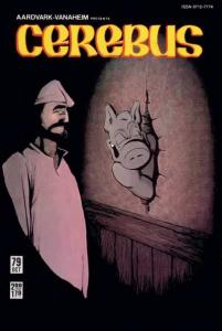 Cerebus the Aardvark #79, NM- (Stock photo)