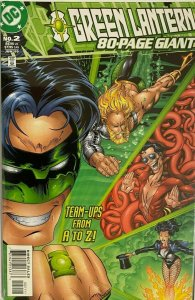 Green lantern #2 6.0 FN (1999)