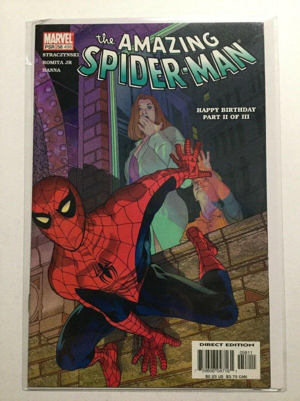 Amazing Spider-Man 58 Near Mint Nm Marvel