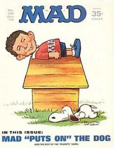 Mad (1952 series) #138, Fine+ (Stock photo)