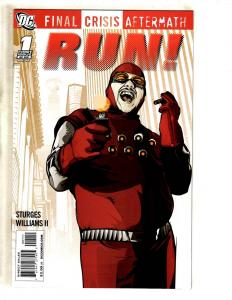 13 DC Comics Final Crisis Run # 1 2 3 4 5 6 + Salvation Run # 1 2 3 4 5 6 7 JC4