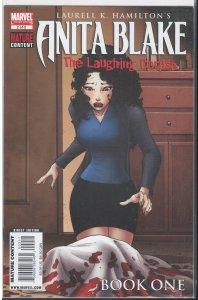 Anita Blake: The Laughing Corpse #2 (Marvel, 2009)