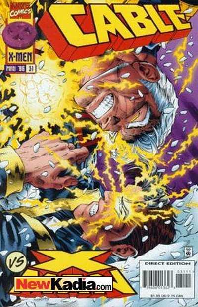 Cable (1993 series) #31, NM (Stock photo)