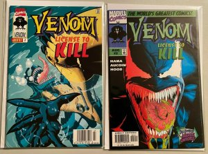 Venom license to kill #2+3 6.0 FN (1997)