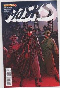 Masks #5 (2012)