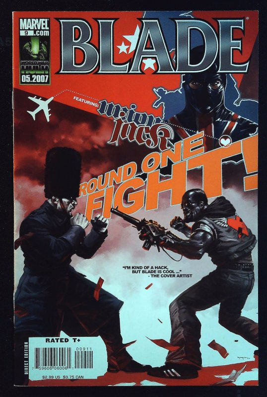 Blade 5th Series (2006-2007) Issues 1-12 Full Set