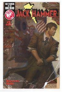 Jack Hammer (2014) #1 VF