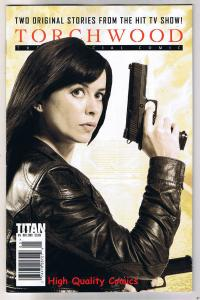 TORCHWOOD #5, NM-, Photo cover, Captain Jack, Dr Who, 2010, Doctor,more in store