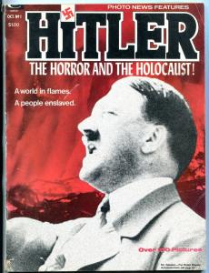 Photo News Features #1 1974- Hitler: The Horror and the Holocaust