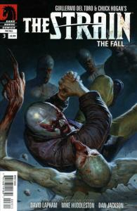 Strain, The: The Fall #3 VF; Dark Horse | save on shipping - details inside