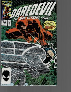 Daredevil #250 (Marvel, 1988) NM