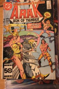 Arak Son of Thunder 46 VF/NM