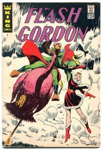 Flash Gordon #8 1967-KING COMICS-CRANDALL ART VG/FN