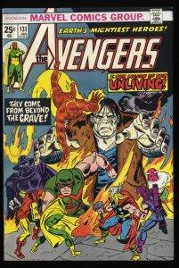 Avengers #131 VF- 7.5 Marvel Comics Thor Captain America