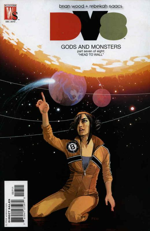 DV8: Gods and Monsters #7 VF/NM; WildStorm | save on shipping - details inside