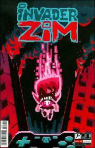 Invader Zim #5A VF/NM; Oni | save on shipping - details inside