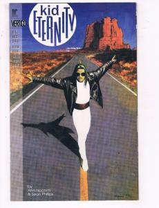 Kid Eternity #4 VF DC Vertigo Comic Book Aug 1993 DE21