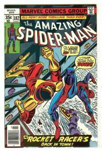 Amazing Spiderman 182