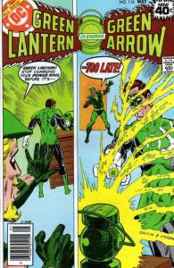 Green Lantern (2nd Series) #116 VF; DC | save on shipping - details inside
