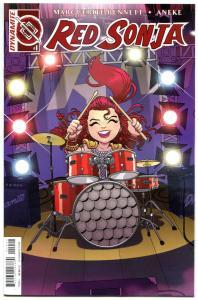 RED SONJA #1, NM, She-Devil, Vol 3, Tony Fleecs, 2016, more RS in store